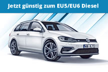 VW - Aktionsangebote Juli – August 2017